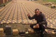 Укладка тротуарной плитки цена за квадрат метр