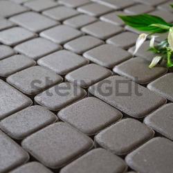 Тротуарная плитка Классика Серая